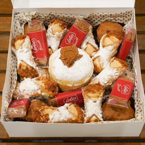 Biscoff Cannoli Gift Box
