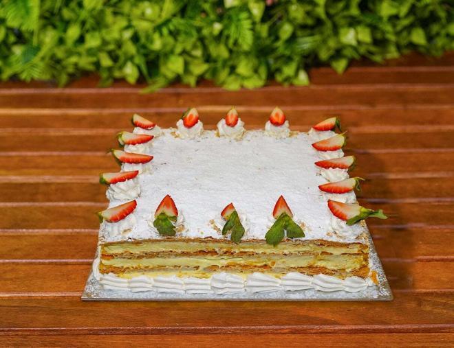 Millefoglie Cake Sydney