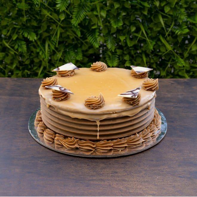 Caramle Mud Cake